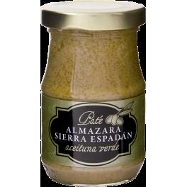 20 tarros Paté de Oliva Verde 160 mg.