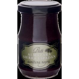 20 tarros Paté de Oliva Negra 160 mg.
